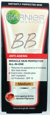 Garnier BB Cream Anti Ageing Miracle Skin Perfector All in One 50ml Medium