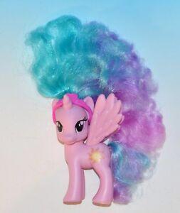 2010 Hasbro My Little Pony Mlp G4 Fashion 6 Inch Princess Celestia With Tiara Ebay