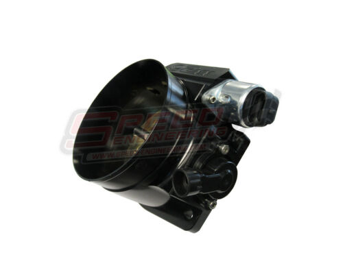 LS 92mm Cable Throttle Body Black LS1, LS2, LS3, LS6 Engines