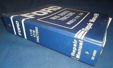Ford 1110 1210 Tractor Service Shop Repair Manual Book