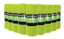 12 Pack Wholesale Warm Soft Fleece Blanket or Throw Blanket - 50 x 60 Inch