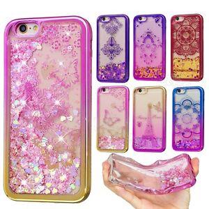 Liquid-Glitter-Stars-Bling-Moving-Latest-Design-Case-Cover-For-iPhone-amp-Samsung