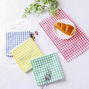 12Pack-Kitchen-Dish-Cloths-100-Cotton-DishCloths-Scrubbing-Wash-11x12-Mix-color