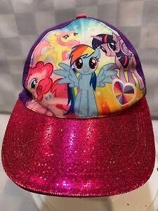 MY LITTLE PONY Adjustable Youth Baseball Ball Cap Hat