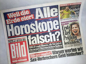 29 Geburtstag * Deutschland 28 Bildzeitung BILD 05.12.1989 * Geschenk 30