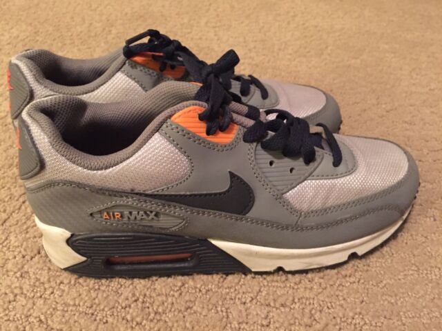 Nike Air Max 90 Kids Youth Running Shoes (307793 066) Size 6Y