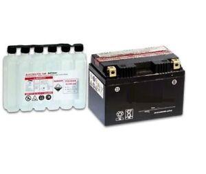 Batterie-Sans-Entretien-acide-Moto-Scooter-KYMCO-Agility-50-4t-Cobra-Dink-50