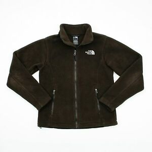 Brown North Fleece Full Jacket Ladies Zip Xs Face Lille Polartec tp Ekstra q6Awzf