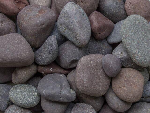 Beach Pebbles Small Large River Rocks