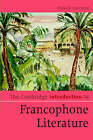 The Cambridge Introduction to Francophone Literature by Patrick Corcoran (Paperback, 2007)