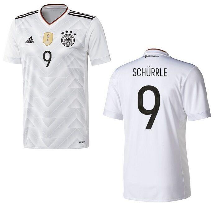 Trikot Adidas Adidas Adidas DFB 2017 Home Confed Cup - Schürrle  Deutschland e33a41