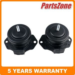2x-Front-Engine-Motor-Mount-Fit-for-Pajero-NS-NM-NP-NT-NW-00-14-Auto-Manual-L-R