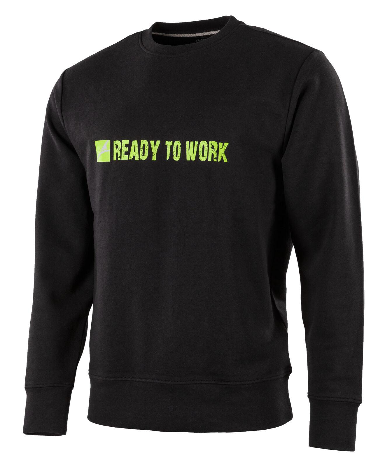 Sweatshirt MISSION - hochwertige Jersey-Qualität, formstabil