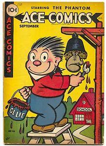 Ace-Comics-138-David-McKay-1948-GD-VG-Phantom-Lone-Ranger-Blondie-Jungle-Jim