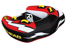 Airhead RIP Single Rider Inflatable Action Steering Boat Towable Tube | AHRI-22