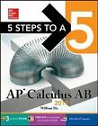 5 Steps to a 5: AP Calculus AB 2017 by William Ma (Paperback, 2016)