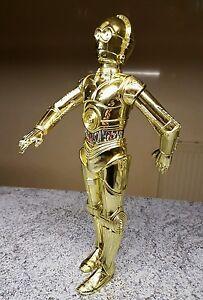 Puissance de la force de la figurine 12 pouces Star Wars C3p0 (C-3po) à l'échelle 1/6