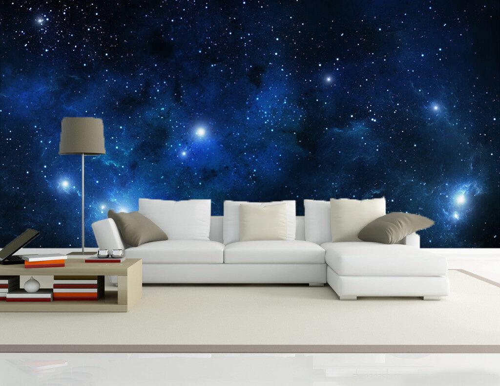3D Star light space 1651 Paper Wall Print Decal Wall Wall Murals AJ WALLPAPER GB
