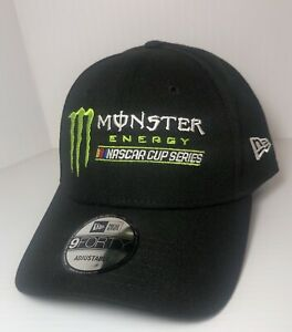 New-Era-Monster-Energy-Nascar-Cup-Series-Hat-SnapBack-Fits-Most-9Forty-NEW
