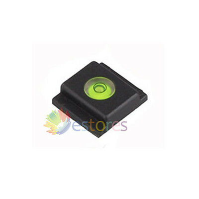 Hot shoe Bubble Spirit Level cover protector cap For Canon Nikon Camera