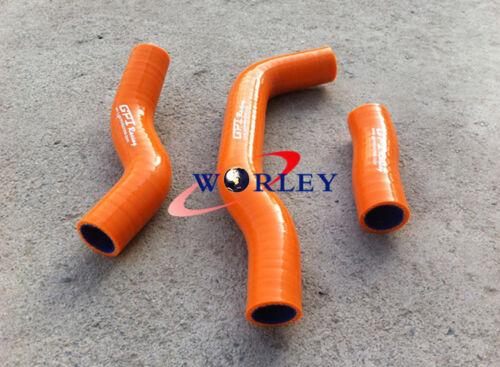 Silicone radiator coolant hose For KTM 450 SXF//SX-F//XC-F 07-09 07 2008 2009 BLUE