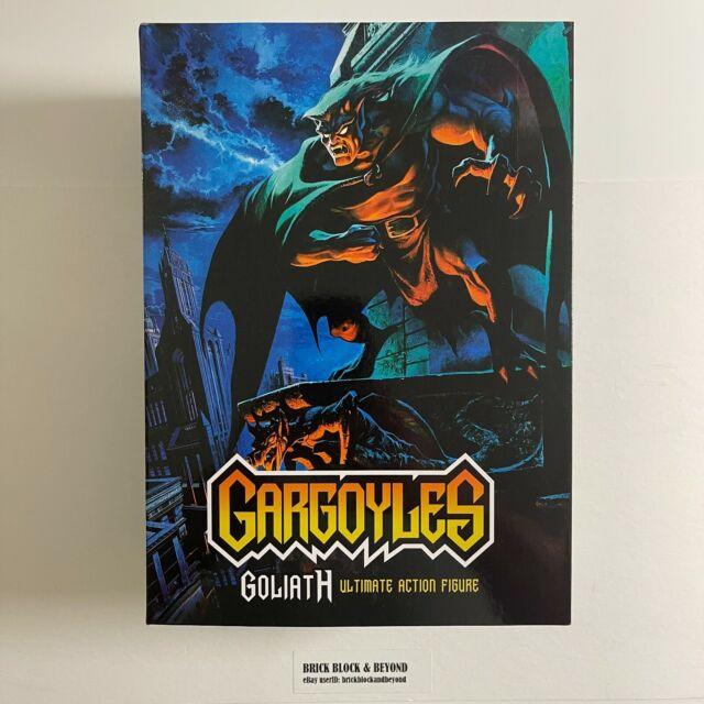 NECA Disney Gargoyles Goliath Ultimate Action Figure New Sealed