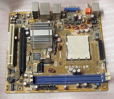 HP PAVILION S7000 SERIES AMD AM2 MOTHERBOARD PYRITE-GL8E 5188-5470 A8N-BR USA