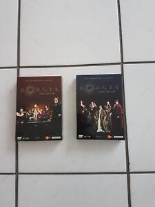 borgia 1&2 11 dvds neuwertig - Linnich, Deutschland - borgia 1&2 11 dvds neuwertig - Linnich, Deutschland