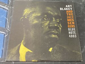 LP ART BLAKEY AND THE JAZZ MESSENGERS-Blue Note 4003 RVG Vinyl 47 63rd RARE