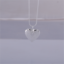 925-Sterling-Silver-Heart-Necklace-Locket-Photo-Pendant-Jewelry-Wedding-Gifts thumbnail 11
