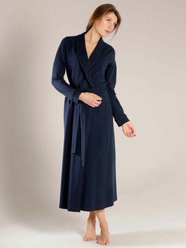Taubert Donna Polo Piqué balneazione cappotto con collo sciallato lunghezza 130cm Cruise NUOVO /& OVP