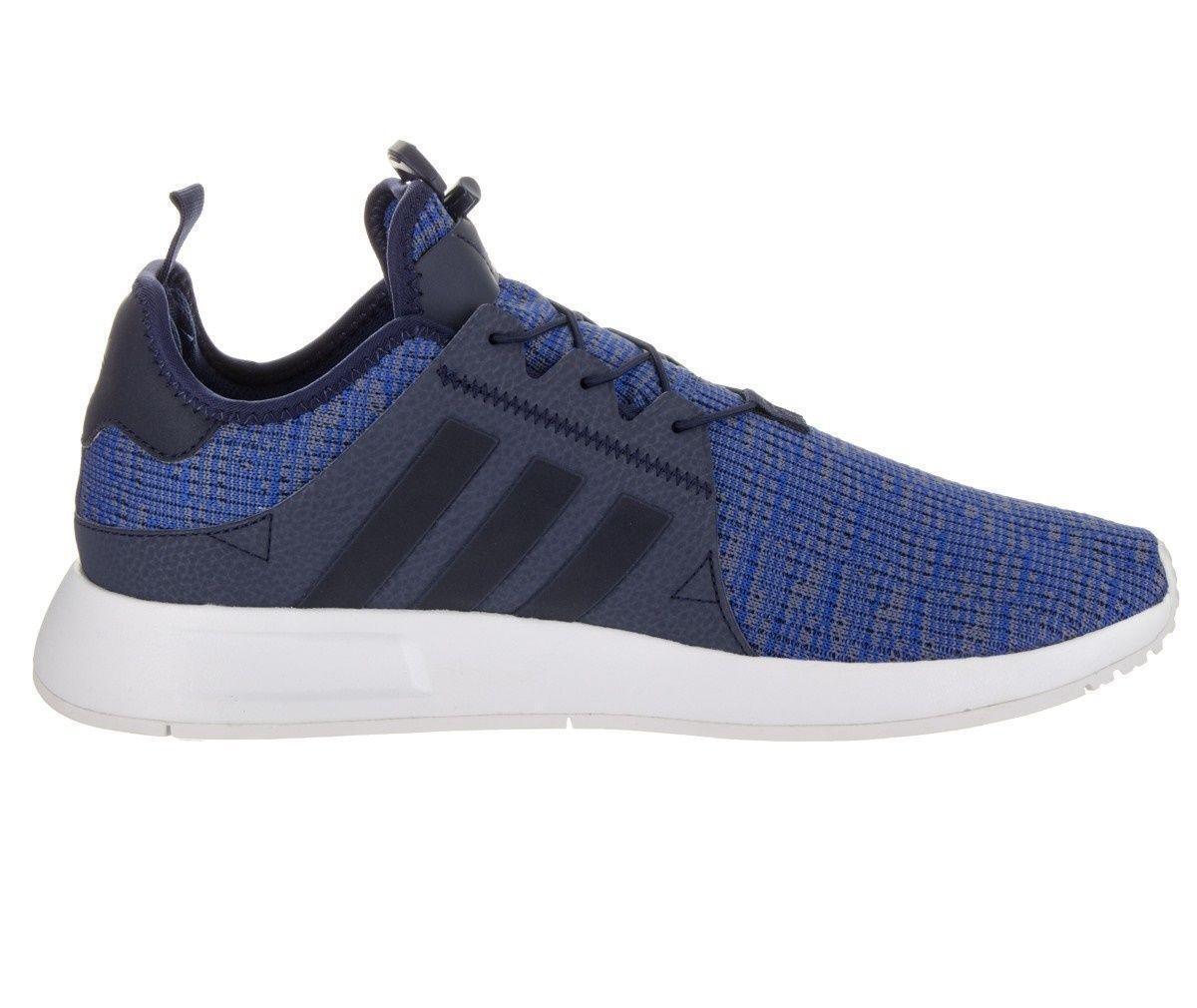 Mens ADIDAS X_PLR Dark Trainers Blue Textile Running Trainers Dark BB2900 6b9dd2