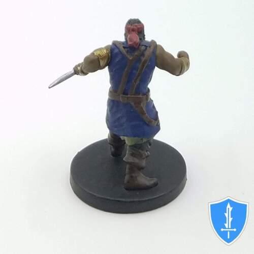 Bandit Captain Storm King/'s Thunder #14 D/&D Miniature