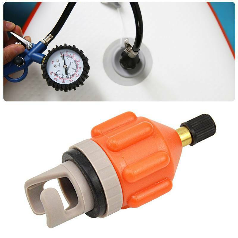 Canoe Kayak Sup Adapter Inflatable Boat Air Valve