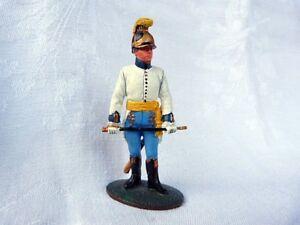 Vente Professionnelle Soldat De Plomb 1er Empire Delprado - Officicier Régiment Splényi Autriche 1800