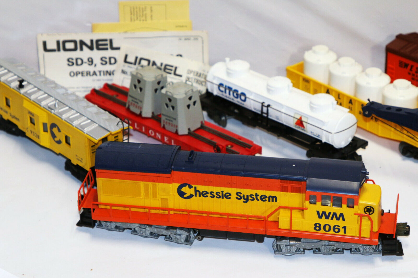 Lionel  O  Royale 1980 Chessie System Limited Edition     731