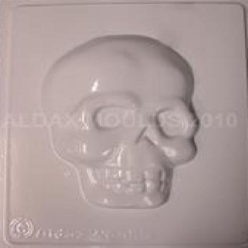 Skull Plaster Mould//Mold//Moulds//Molds 2263