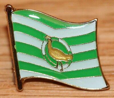 Flag Lapel Pin Badge Shropshire England