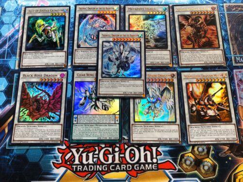 DUDE Ultra Rare NM -Trish Stardust Yu-gi-oh 9 Card SYNCHRO LOT YUGIOH