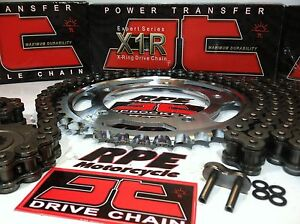 Suzuki GSXR600 2001-03 JT 525 Chain and Sprocket Kit  gsxr 600