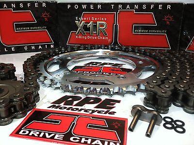 Suzuki GSXR750 2011-16 JT Chain and Sprocket Kit OEM QA or Fwy gsxr 750