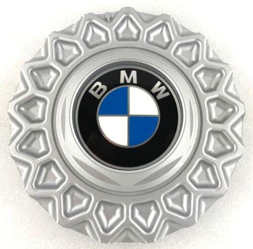 "NUOVO orig OEM BMW E24 BBS in raso argento 15/"" lega ruota centro CAP coperchio G3"