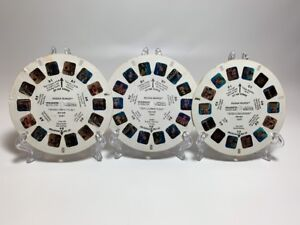 Details about HUGGA BUNCH classic kids cartoon 80s VIEW-MASTER viewmaster  reels vintage finder