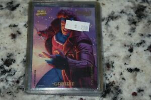 MARVEL-MASTERPIECES-1994-POWERBLAST-CARD-5-Gambit