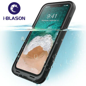 best sneakers 0e80f b0aca Details about iPhone X / XS Waterproof Case i-Blason Aegis Full-body Cover  for iPhone 10 2017