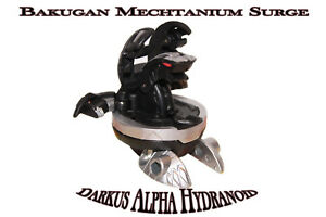 Bakugan kugel black darkus alpha hydranoid 4 saison bakugan mechtanium surge neu ebay - Bakugan saison 4 ...