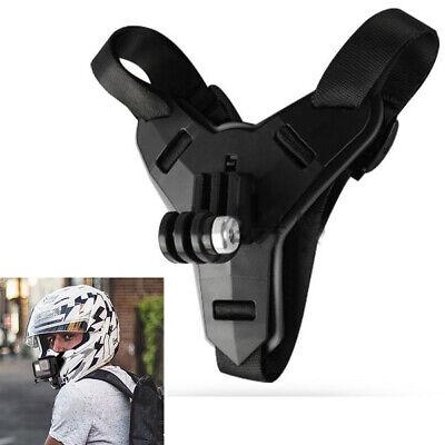 Leoie for GoPro hero6//5//4 Motorcycle Helmet Chin Mount Camera Holder Set Package 1