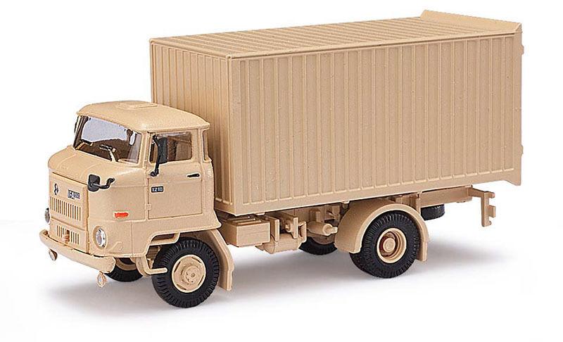 Busch 95520, Espewe    Ifa L60 3sk   Egypt  , H0 Car Finshed Model 1 87 4a0c4b