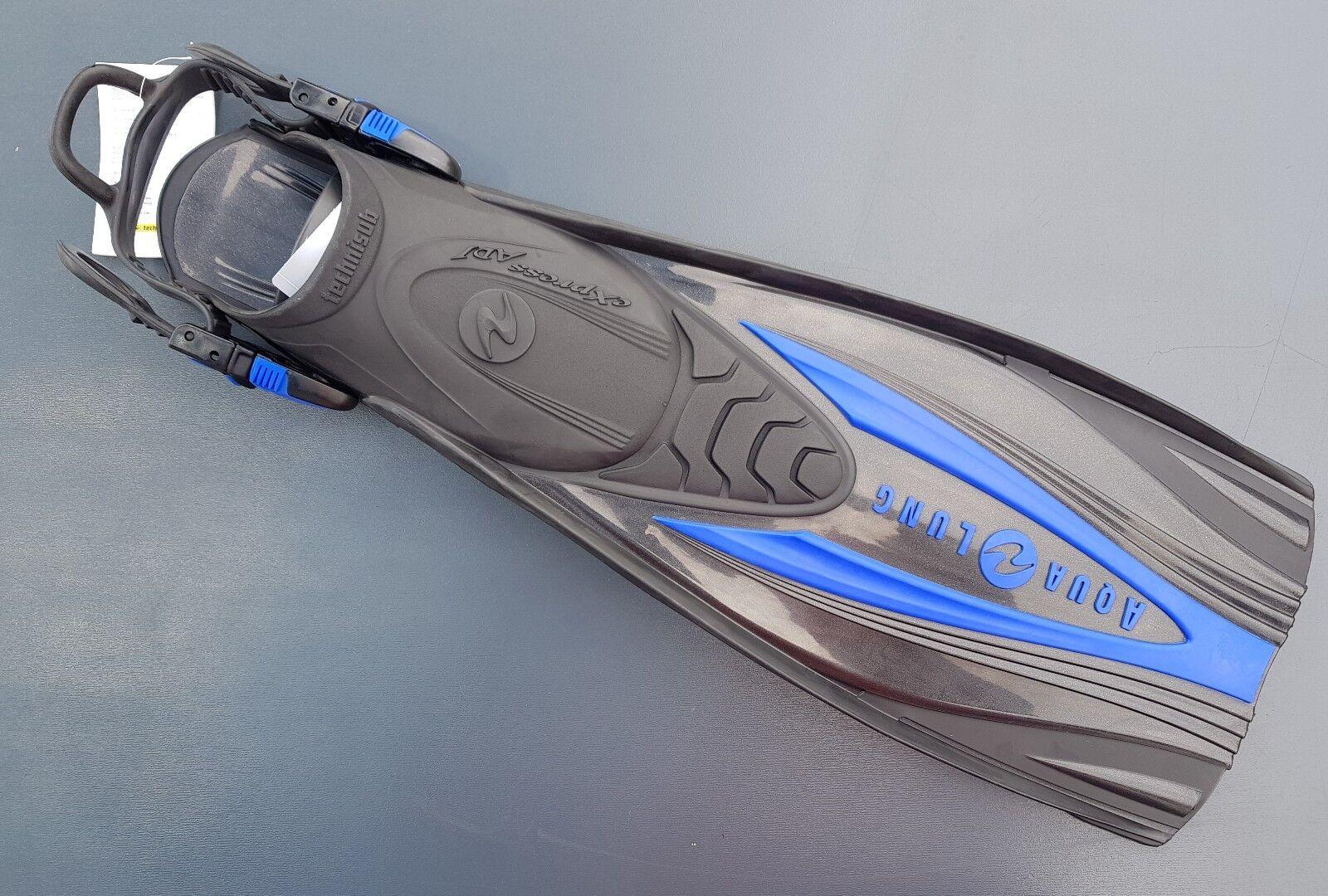 Aqualung Express ADJ Gr. Gr. Gr. XLarge blau 8acf31