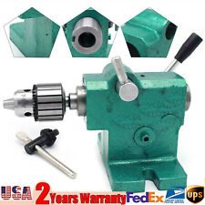 Us Lathe Spindle Assembly Diy Installation Taper Metal Leathe For Woodworking